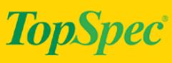 top spec logo